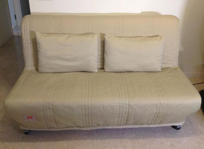 Slumberland Queen Sofa Bed For Sale In Flora Drive East Singapore