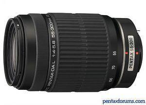SMC Pentax-DAL 55-300mm F4-5.8 ED