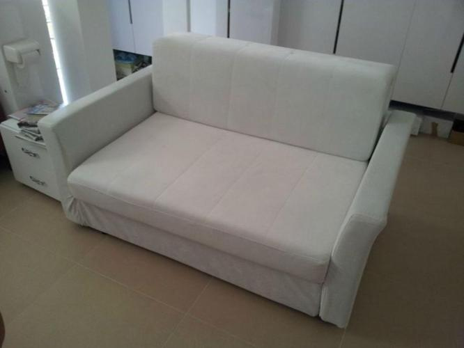 Sofa Bed With Storage Compartment For