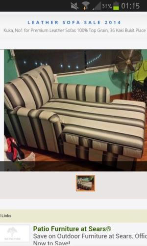Sofa for sale..Sofa cover can be wash..