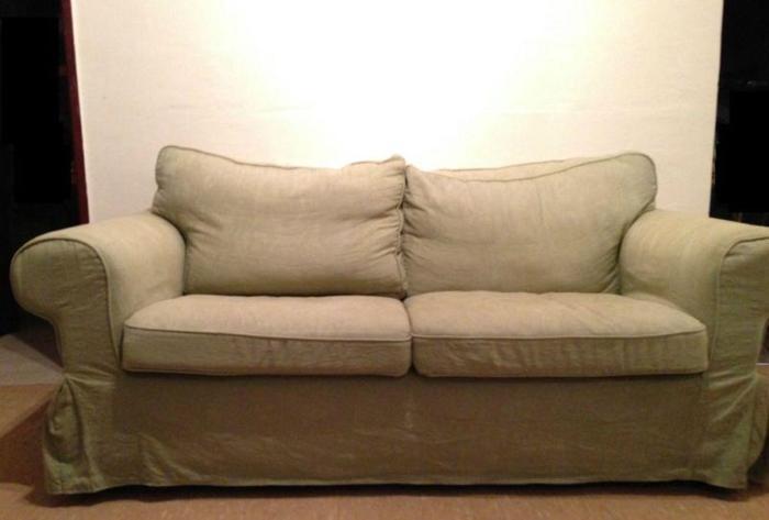 Sofa Ikea Ektorp 2 seater sofa $100