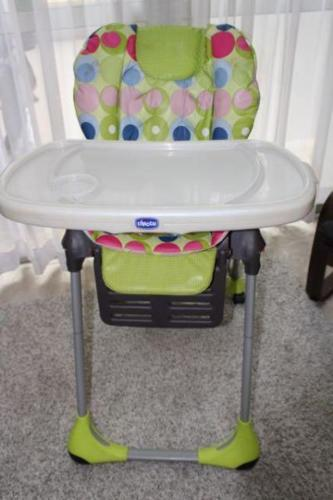 SOLD-Chicco Polly High Chair-SOLD