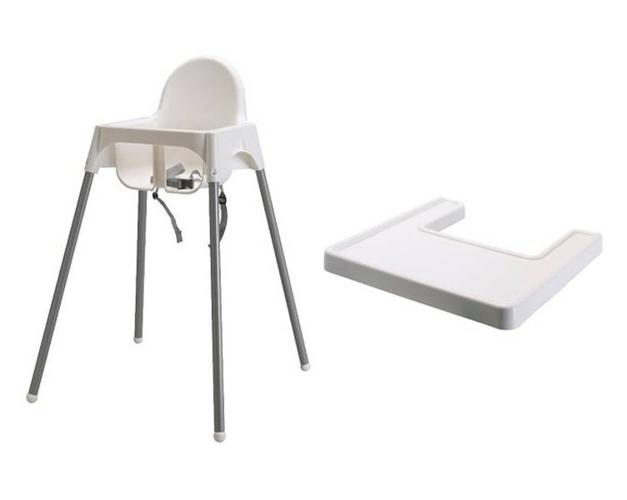 *** SOLD *** A Good Condition IKEA High Chair for SALE