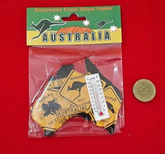 **SOLD** Australia Fridge Magnets