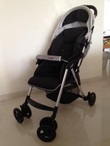 [SOLD] Combi Stroller Model Well Carry WC 200Y for