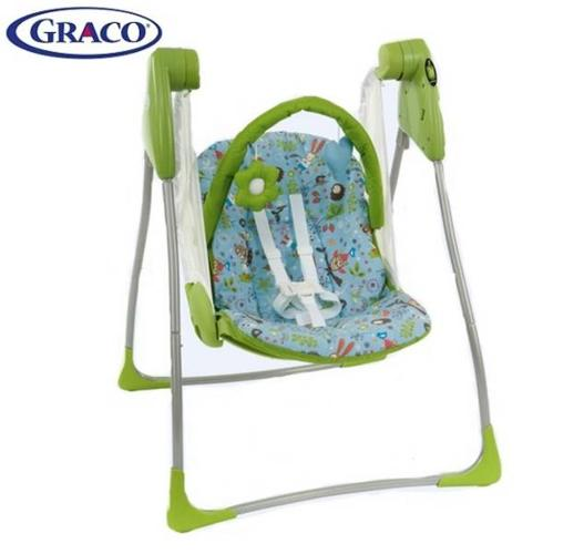 **SOLD** USED: GRACO BABY DELIGHT SWING **SOLD**
