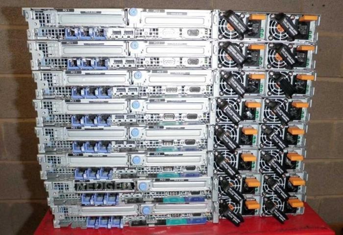 SOLD - IBM x3550 Type 7978
