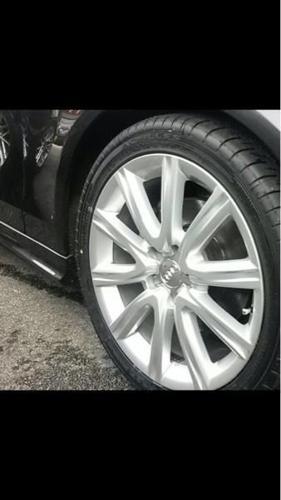 SOLD .Original Audi 18