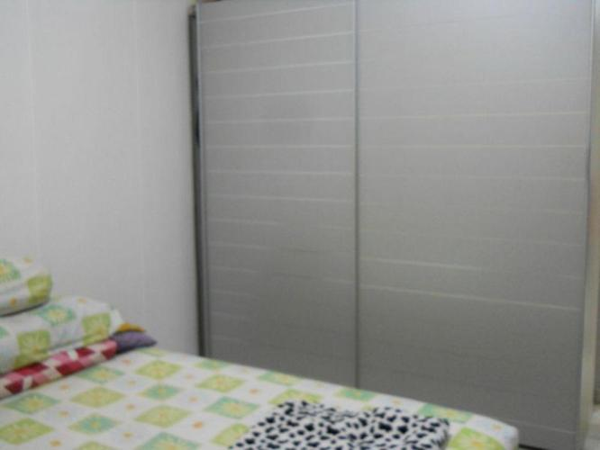 SOLD!! Silver Large Wardrobe with 2 sliding door