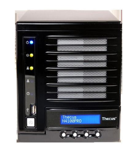 SOLD - Thecus N4100 PRO NAS Server