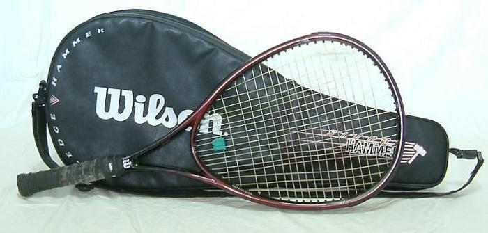 ~~~ SoLiD PoWeRFuL WiLson Sledge Hammer TenniS SeT $200