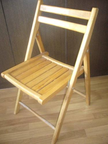Solid Wooden Chairs for Outdoor