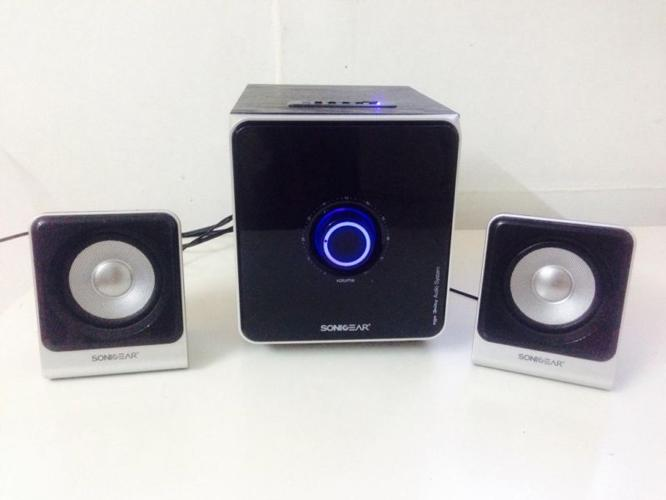 Sonicear ego 3 nity audio system - used few times only