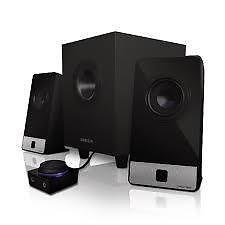 SonicGear Tatoo 525, 2.1 Multimedia Speakers w/