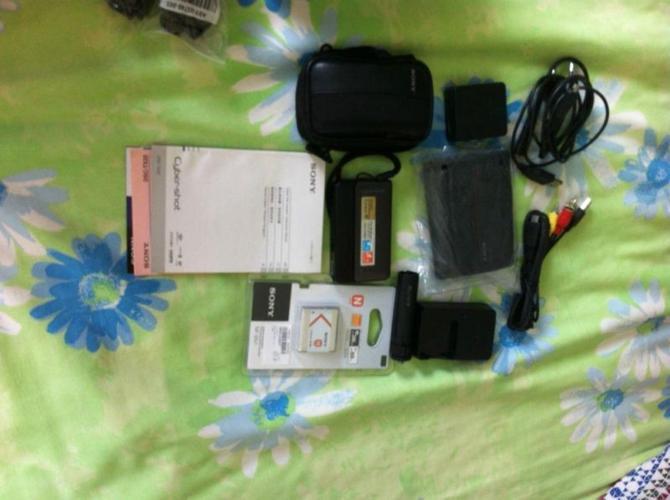 Sony Cyber Shot DSC-TX20