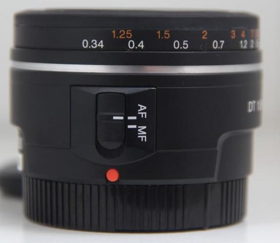 SONY DT 50MM F1.8 SAM (a mount lens) cheap $95