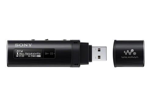 Sony NMZ-B183 4GB MP3 Walkman player for sale.