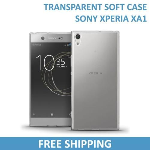 Sony Xperia XA1 Transparent Case / Cover
