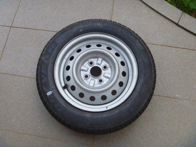 Spare Tyre - Toyota Vios