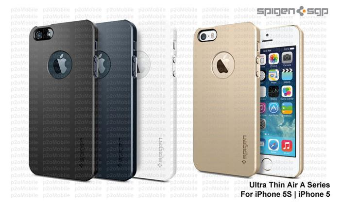 official photos bc5e1 a5fc5 SPIGEN SGP Ultra Thin A Series for iPhone 5S | iPhone 5 for Sale in ...