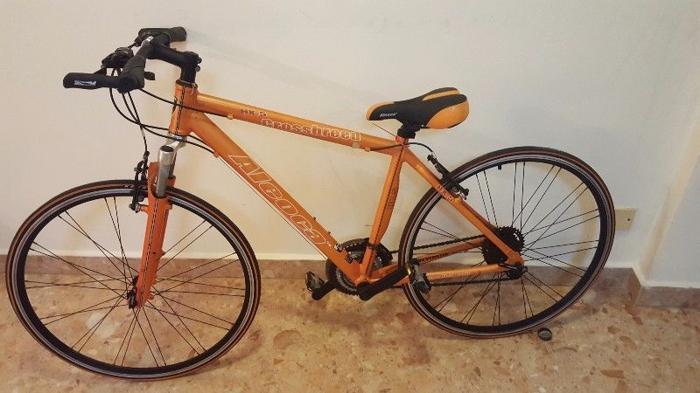 Sports bike geared . Aleoca