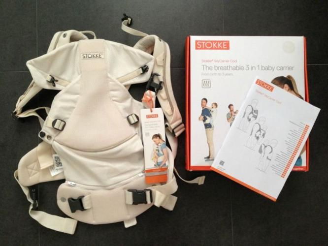 Stokke My Carrier Cool For Sale In Fort Road East Singapore
