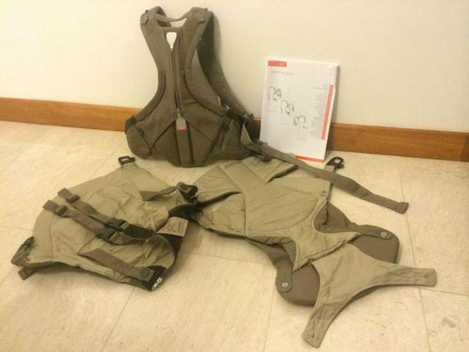 Stokke Mycarrier Baby Carrier Beige 3 In 1 Baby Carrier For Sale