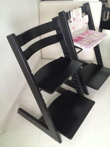 Stokke Tripp Trapp High Chair Black For Sale In Goodman Road East