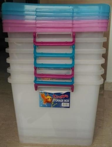 storage box with wheels for sale - just 4 SGD only -