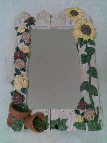 Summerhouse Garden Mirror
