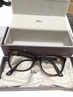 Super Fashionable!! Dior Unisex Glasses for 300SGD!