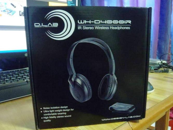 Super Hot Offer: Beautful Wireless Headphone WH-D2000