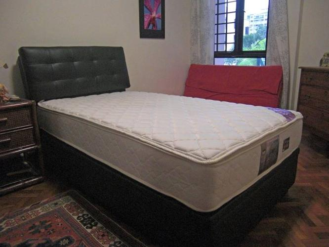 Super Single Bed 3 6 With Full Under Bed Storage For Sale In