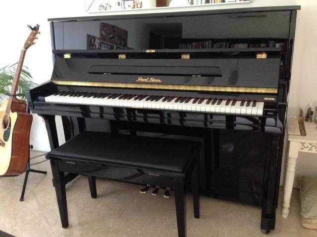 Superb Cristofori Pearl River Piano 'UP-115M2 EP' with