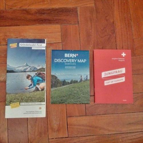 Switzerland Berner Oberland(Bernese Highlands) Tourist