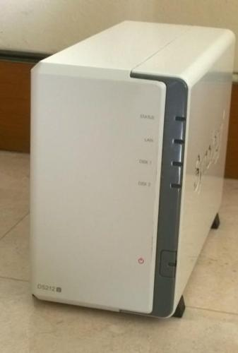 Synology DS212j NAS Drive