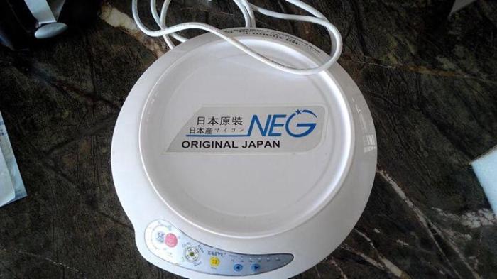 Taiyo induction plate