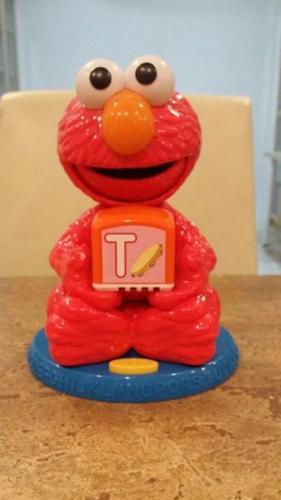 Talking Elmo ABC 100% condition Kids educational toy