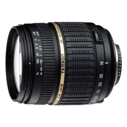 TAMRON 18-200mm f/3.5-6.3 XR Di II Lens FOR CANON mount