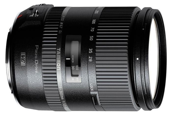 Tamron 28-300mm f/3.5-6.3 Di VC PZD Zoom Full Frame Lens for Nikon ...