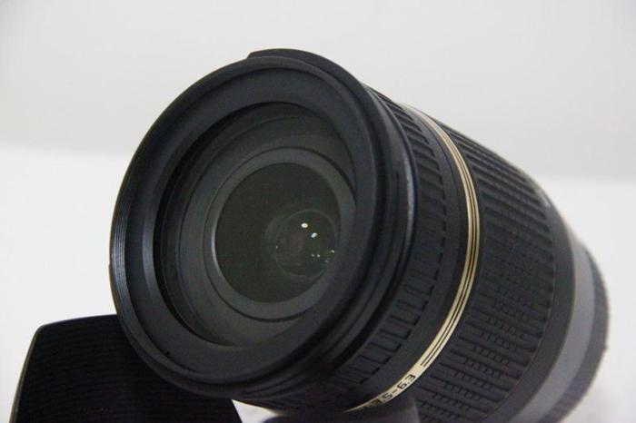 Tamron for CANON 18-270 VC
