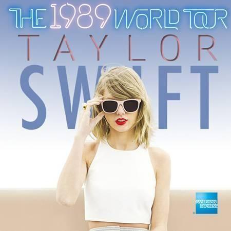 Taylor Swift 1989 Concert Sat/Sun