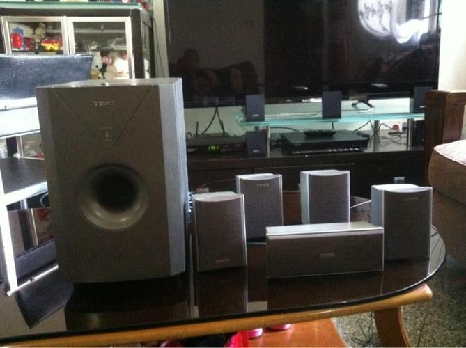 TEAC Home Theater speakers only