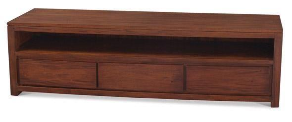 Teak TV Console Buffet Teak Wood Resort