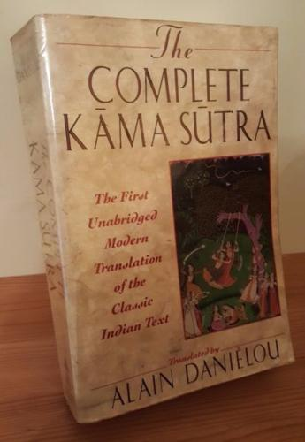 The Complete Kama Sutra by Alain Danielou