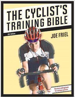 The Cyclist's Training Bible, 4th Ed. (Joe Friel)