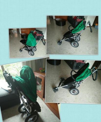 The Micralite Toro stroller