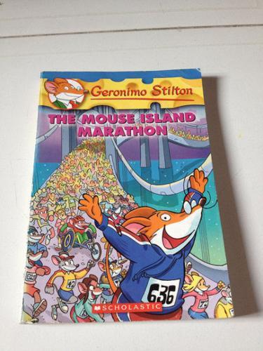 The Mouse Island Marathon