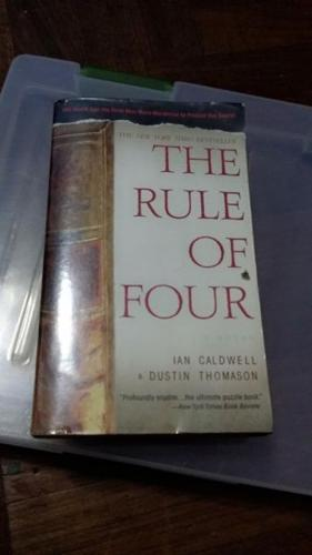 The Rule of Four & The Further Adventures of Batman