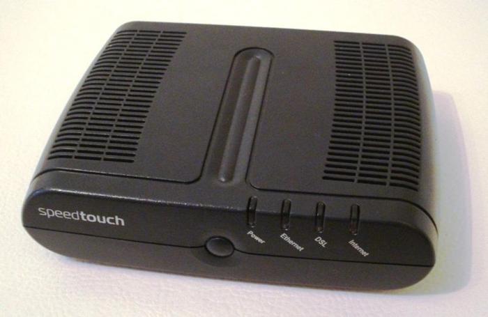 Thomson Speed Touch ST536 v6 ADSL Modem